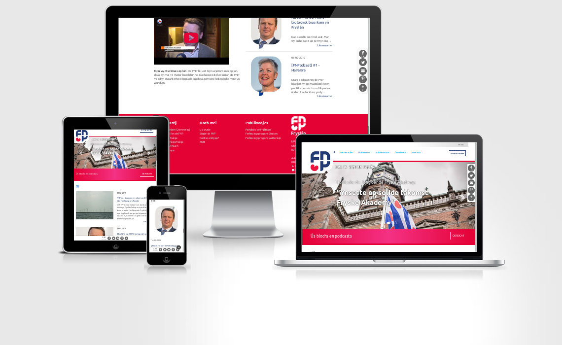 Website fnp.frl
